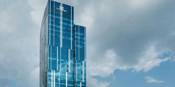 Бизнес центр «101 TOWER» г. Киев