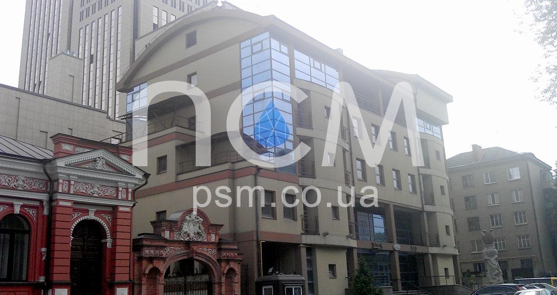 Мемориальный комплекс «Холокост» с многофункциональным центром «Менора» г. Днепропетровск