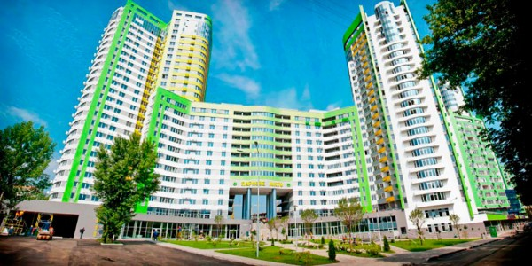 ЖК «Парковый город», г. Киев